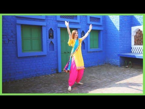 JATTIYE NI | JORDAN SANDHU | Bhangra By Christine | Saga Music