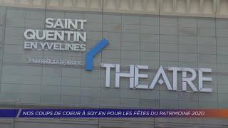 Yvelines | Nos coups de coeur à SQY pour les fêtes du patrimoine 2020
