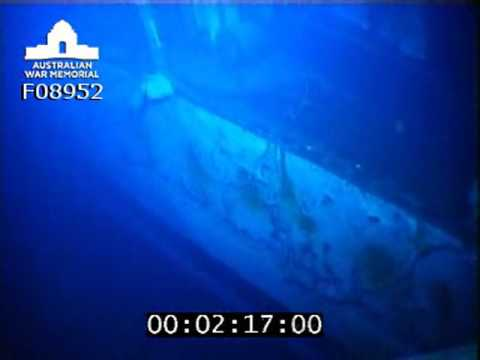 HMAS Sydney Wreck- Dive 1, Part 2 of 2 (The search for the Sydney)