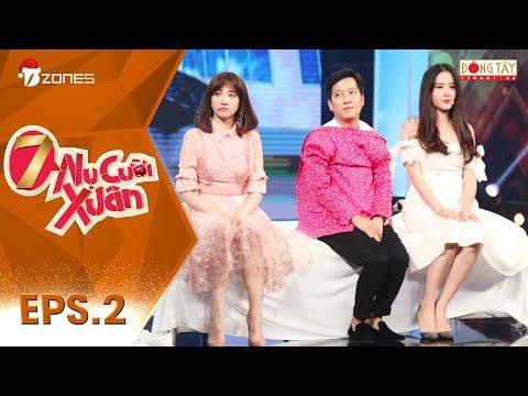 7 Nụ Cười Xuân | Tập 2 Full: Hari Won khiến cả nhà phát hoảng trong ngày đầu làm dâu (28/1/2018)