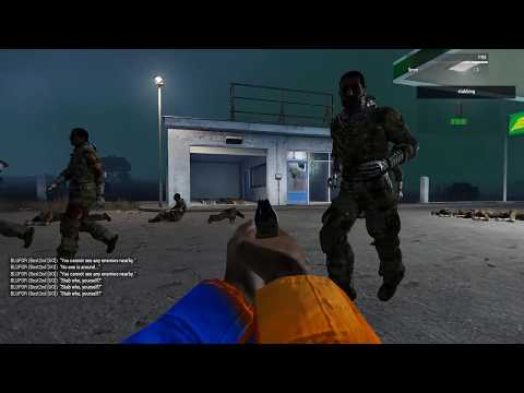 Arma 3 Center for Disease Control: I'm over here