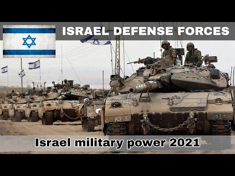 Israel military power 2021   Israel Defense Forces   how powerful is Israel?
