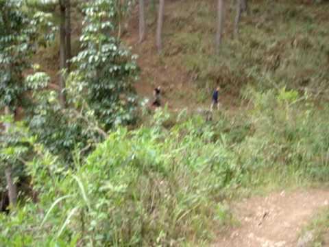 Hiking @ Sagada Hanging Coffins w/ my nephews