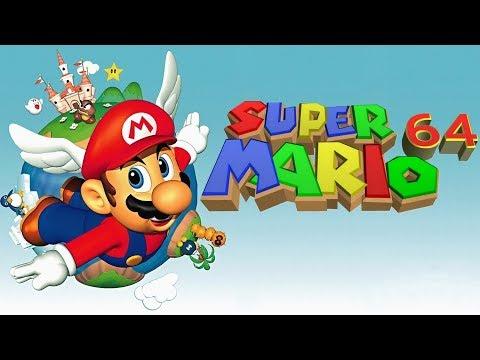 First Impressions: Super Mario 64 - FBTB
