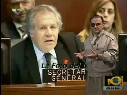 Dossier con Walter Martínez 280317 OEA Venezuela
