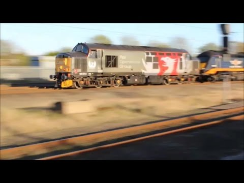 37800 with Grand Central HST 43384 & 43423 in tow