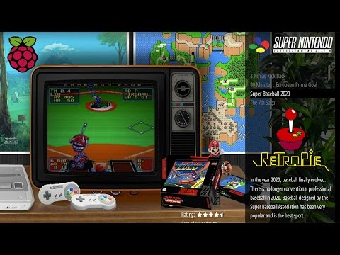 How To Add Video Previews RetroPie 4.2 Or higher