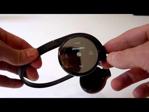 Bluedio OverEar Bluetooth Headphones DT120s Quick Review