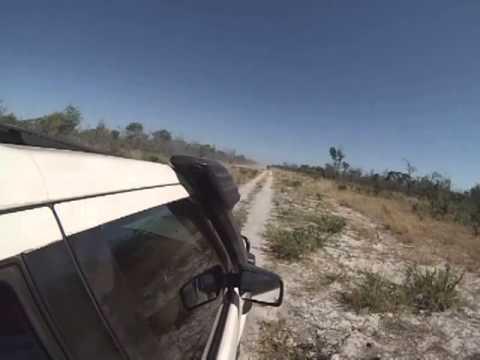 Hunters Road - Botswana