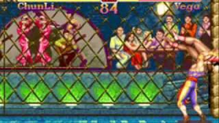 Super Street Fighter II arcade Chun Li 2/2 thumbnail