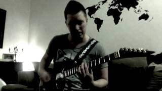 halestorm you call me a bitch like it s a bad thing guitar cover by sir henry
