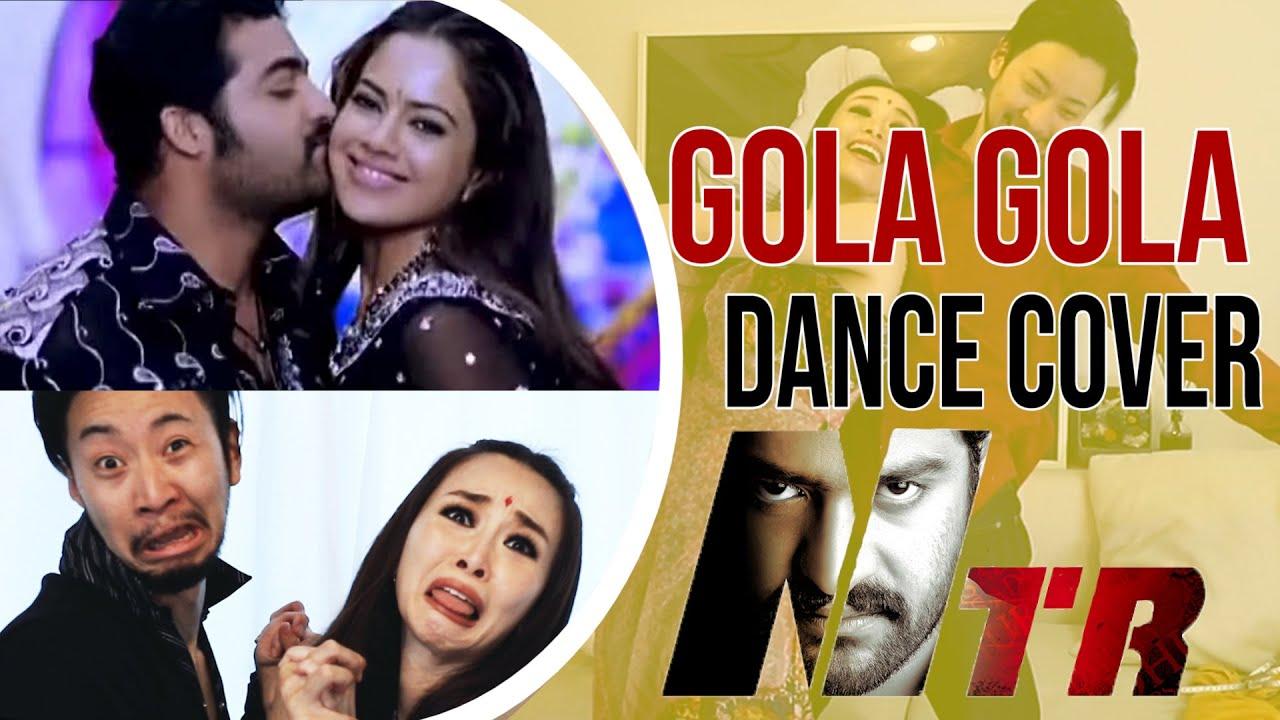 Download インド映画の激むずダンスを家で踊ってみた【姉弟】♪gola gola - ashok 【Dance cover】