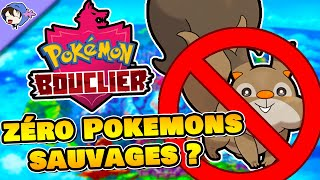 Finir Pokemon Bouclier sans Pokemons Sauvages ? Challenge Pokemon #5