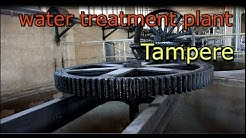 Water Treatment Plant: M-Real Factory Tampere Lielahti