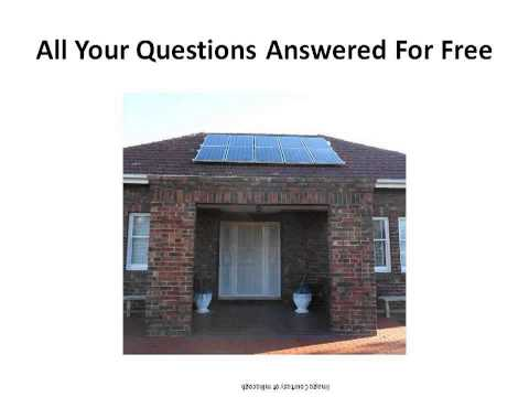 Flexible Solar Panels | Solar Energy Facts | Government Rebates | Best | Cheap | Cheapest