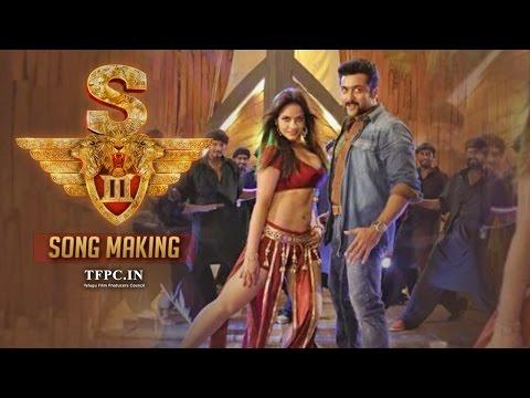 Singam 3 Movie Song Making | Suriya | Anushka | Shruti Haasan | TFPC