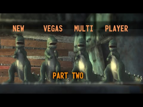 Fallout: New Vegas Multiplayer Stream #2-2