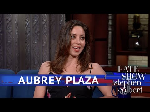 Aubrey Plaza Has Flamenco Dancing In Her Blood