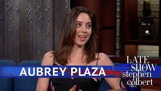 Aubrey Plaza Has Flamenco Dancing In Her Blood