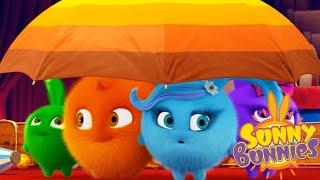 Dibujos animados para niños | Sunny Bunnies EL SOMBRERO | Dibujos divertidos para niños | WildBrain