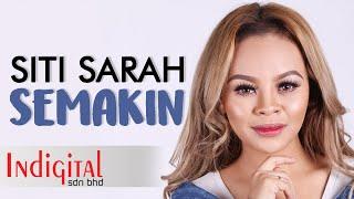 Gambar cover Siti Sarah - Semakin OST Halalkan Hati Yang Ku Curi (Official Lyric Video)