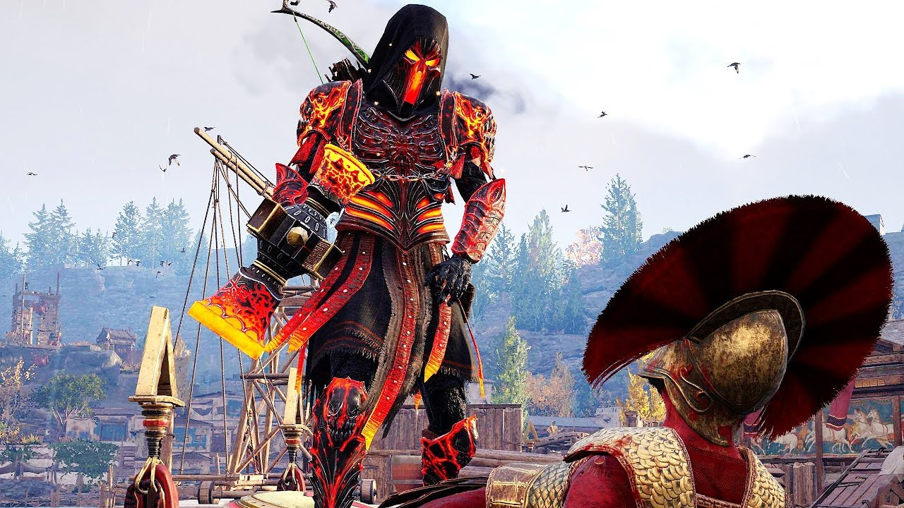 killing assassins creed odyssey - 1280×720