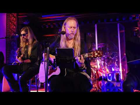 Black Gives Way To Blue Jerry Cantrell Live 12/6/19