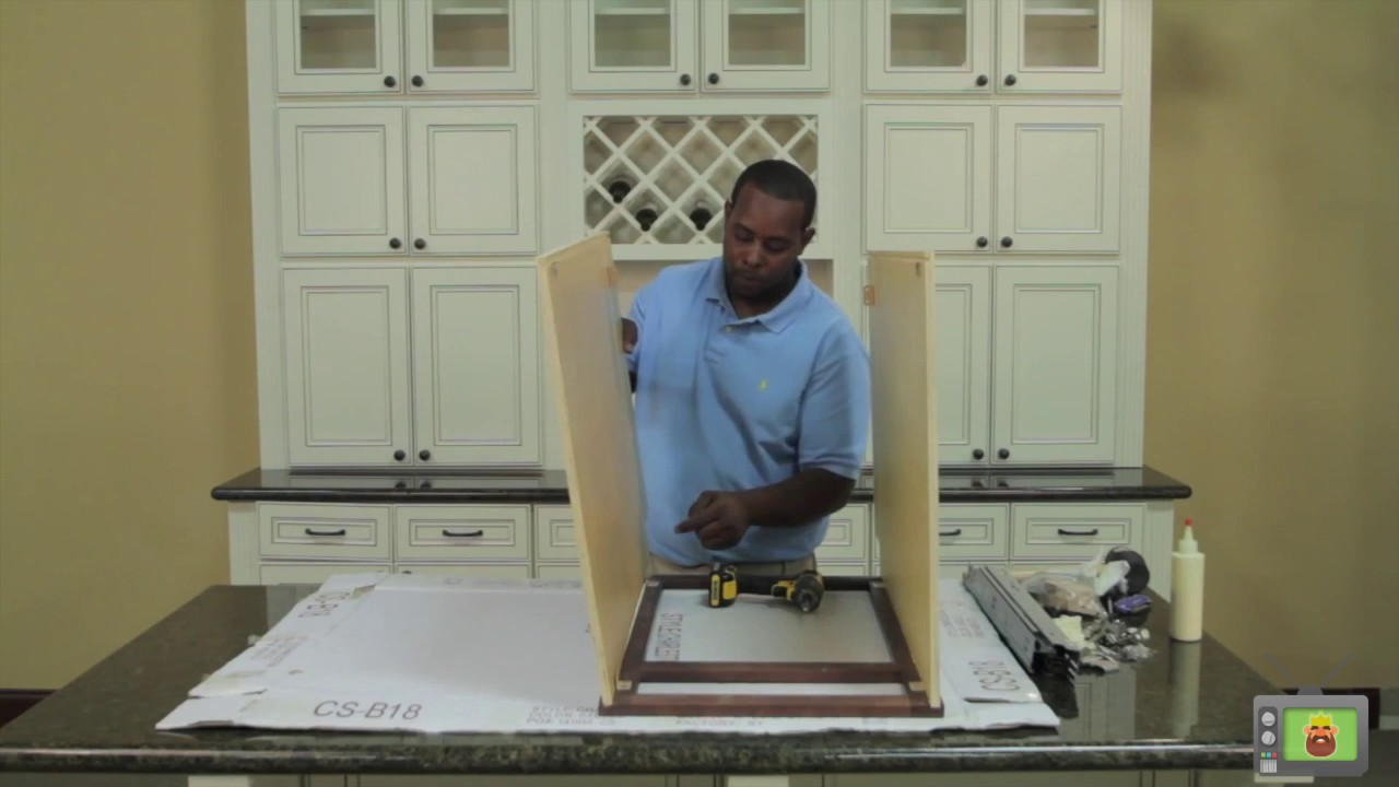 how to assemble base cabinets from kitchen cabinet kings uscd
