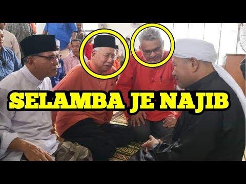 Lihat Bagaimana Najib Troll Khalid Samad