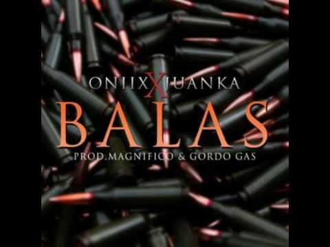 Balas - Juanka El Problematik Ft Oniix