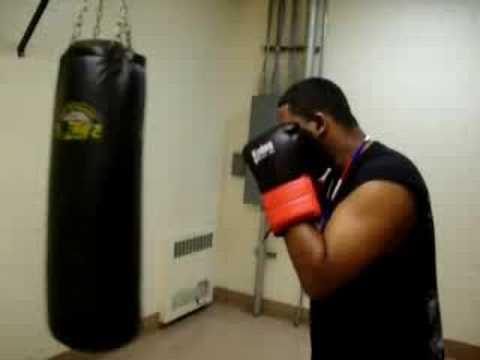 Movimientos Basicos de Boxeo