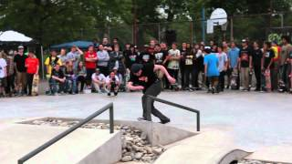 Philly AM 2012 - Highlights Skateboarding - Philly AM 2012