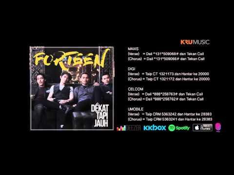 Dekat Tapi Jauh - Forteen (Official Audio Clip)