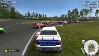 STCC The Game 2 HD gameplay