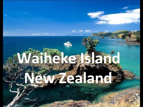Best of New Zealand  | Handmade wooden GoPro stick | Waiheke Island day trip | GoPro Videos