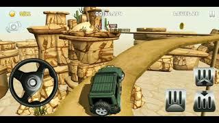 Master car Climb Racing 3d: stunt 4x4 Offroad#android game play# screenshot 5