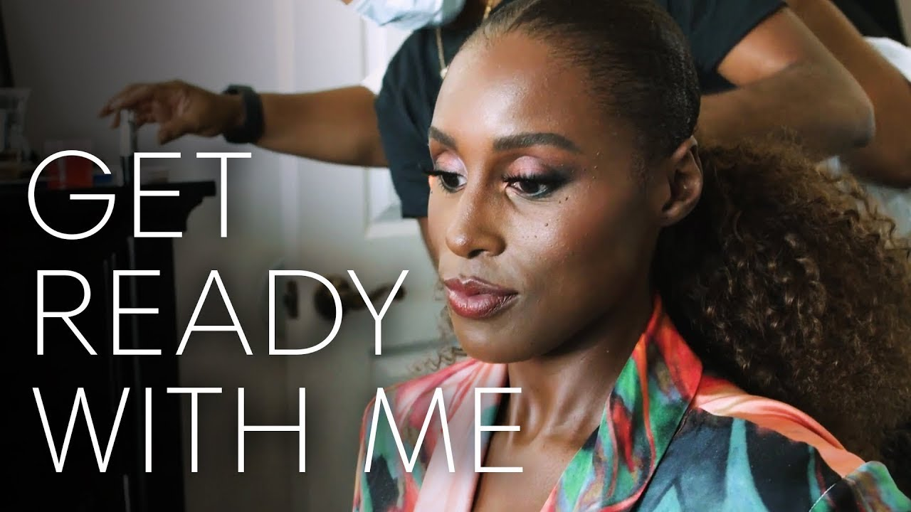Insecure Star Issa Rae Gets Ready for the 2020 Emmys | Harper's BAZAAR