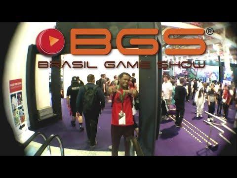Brasil Game Show: O INCRÍVEL SÁBADO! Jump Force, DMC 5, Galera e PUBG Mobile! BGS 2018 Parte 3 - Omega Play