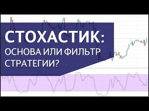 Индикатор Стохастик – основа стратегии или фильтр?