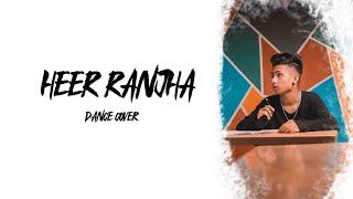 Heer Ranjha - Bhuvan Bam | Dance Video | Akash Gurung Choreography |