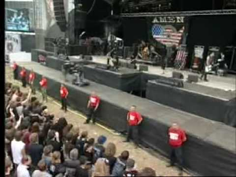 """Amen """"Buy American"""" With Full Force Festival 2005"""