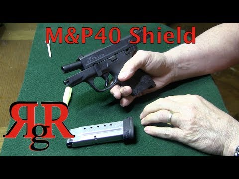 M&P Shield Field Strip