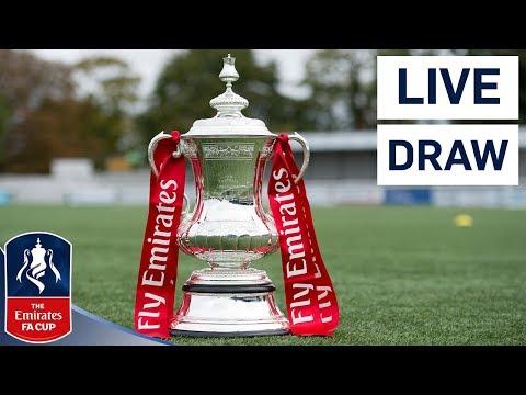 Emirates Fa Cup 5th Round Draw Live Emirates Fa Cup 2017