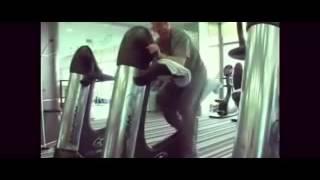 Жан Клод Ван Дамм тренировка в 50 лет часть 2(, 2015-08-07T18:15:25.000Z)