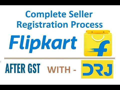 c0a56536c How to Register as Seller on Flipkart Seller Guide to sell on flipkart in  Hindi