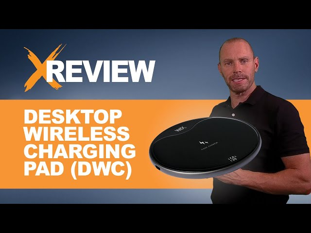 XReview:  WTX Desktop Wireless Charger 15W