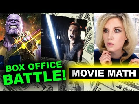 Box Office Avengers Infinity War - Fastest to a BILLION