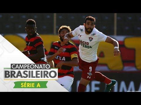 Melhores momentos - Vitória 2 x 2 Fluminense - Série A (10/09/2017)