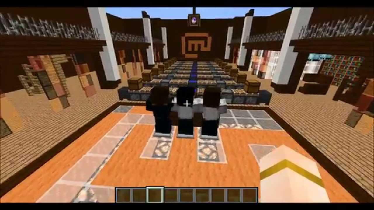 Minecraft Meets The Kitchen By Logan Junior Chef - YouTube