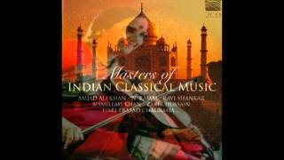 N. Rajam - Dadra In Raga Bhairavi (Masters of Indian Classical Music)